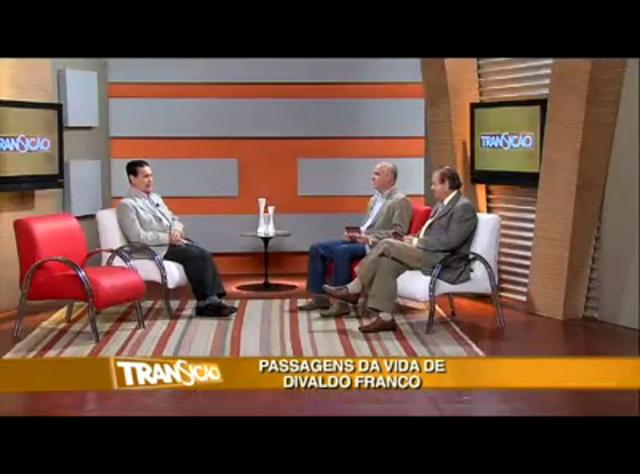 Transição 105 - Passagens da vida de Divaldo Franco