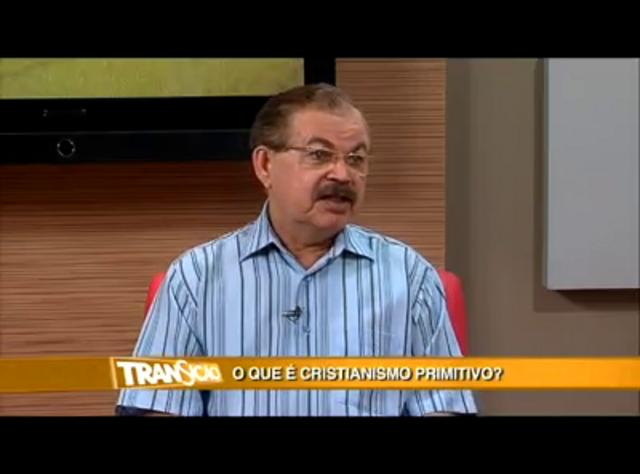 Transição 112 - Cristianismo Primitivo e Espiritismo