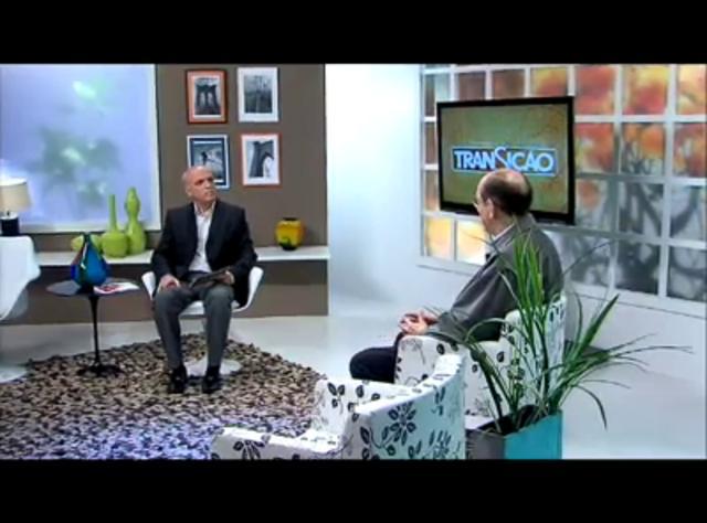 Transição 129 - Missão Espiritual do Brasil