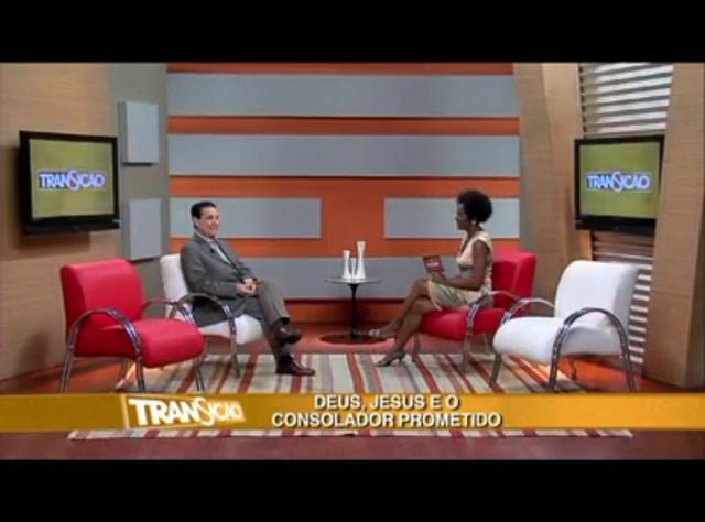 Transição 080 - Deus, Jesus, os Espíritos e o Consolador Prometido