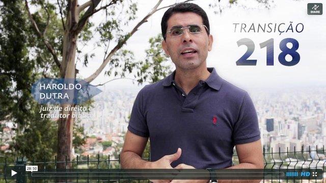 Transição 218 - Mediunidade na Bíblia