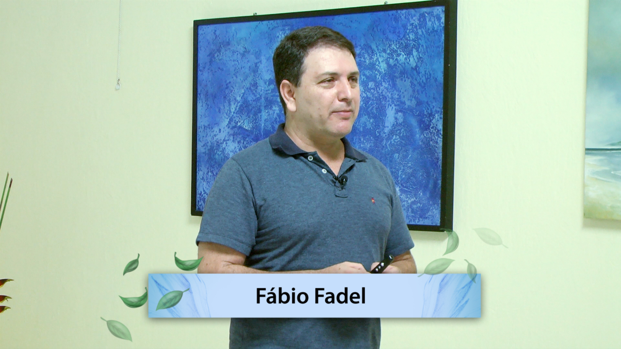 Palestra na Fraternidade 317 - O que é o Espiritismo - Fábio Fadel