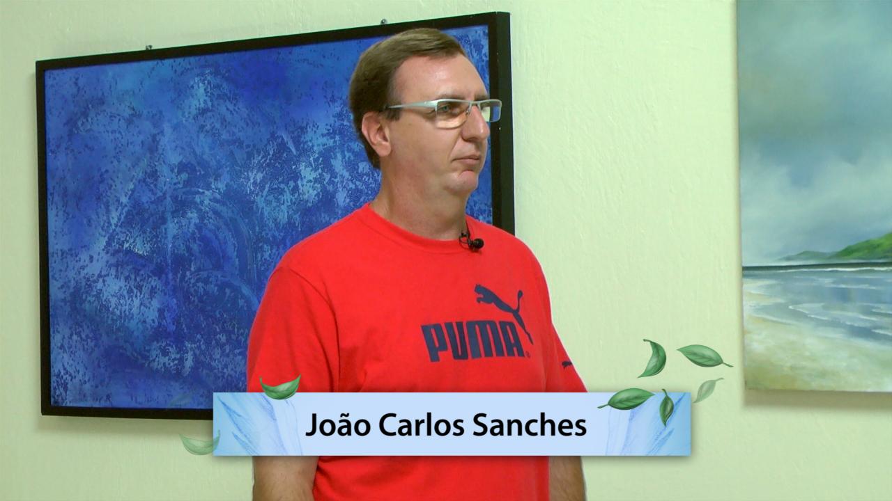 Palestra na Fraternidade 320 - Feliz Ano Novo - João Carlos Sanches