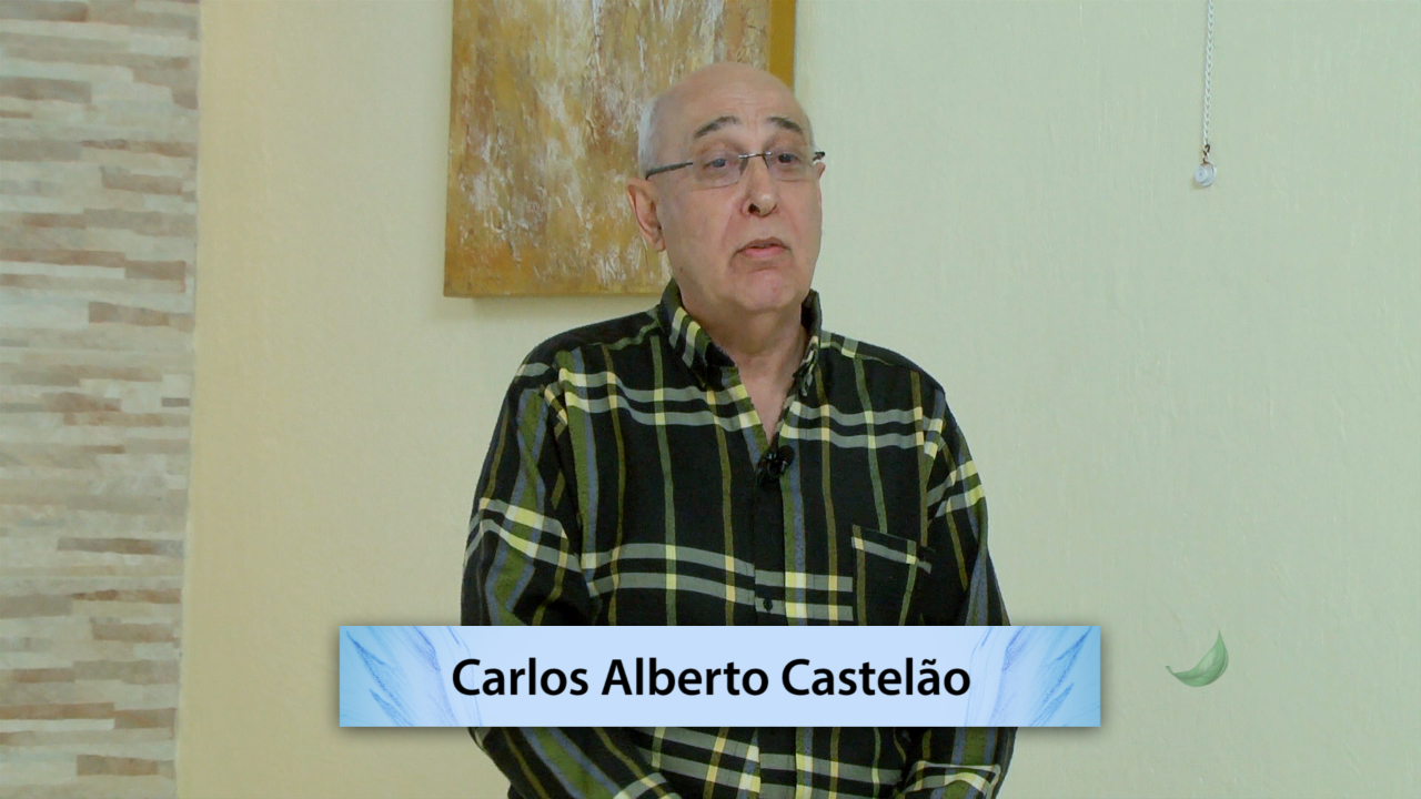 Palestra na Fraternidade 346 - Progresso e Liberdade - Carlos Alberto Castelão