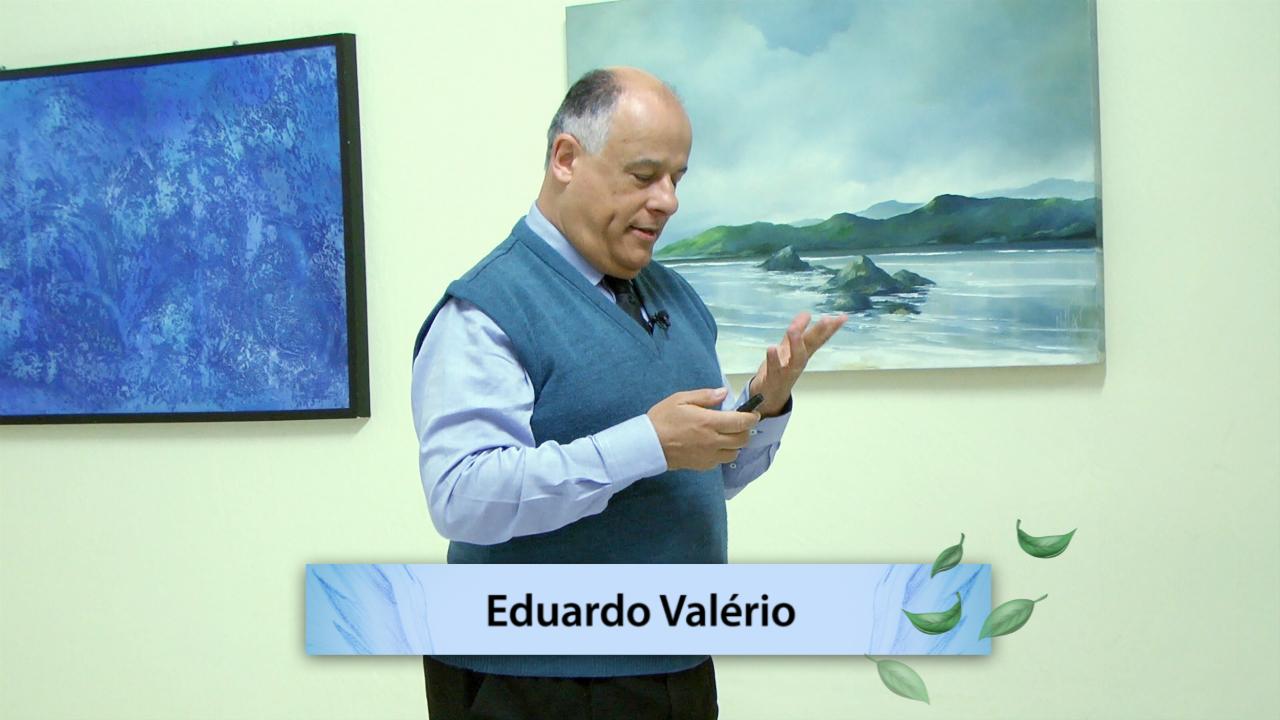 Palestra na Fraternidade 347 - O Direito, o Espiritismo e a Morte - Eduardo Valério