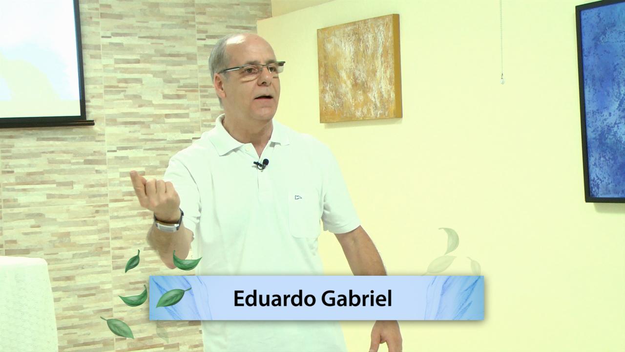 Palestra na Fraternidade 348 - Esperanças e Consolações - Eduardo Gabriel