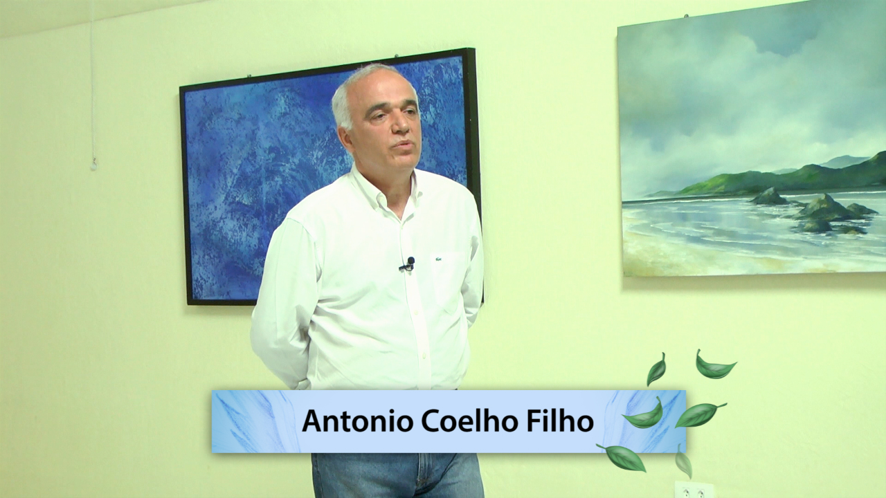 Palestra na Fraternidade 351 - Influência Oculta dos Espíritos - Antonio Coelho Filho