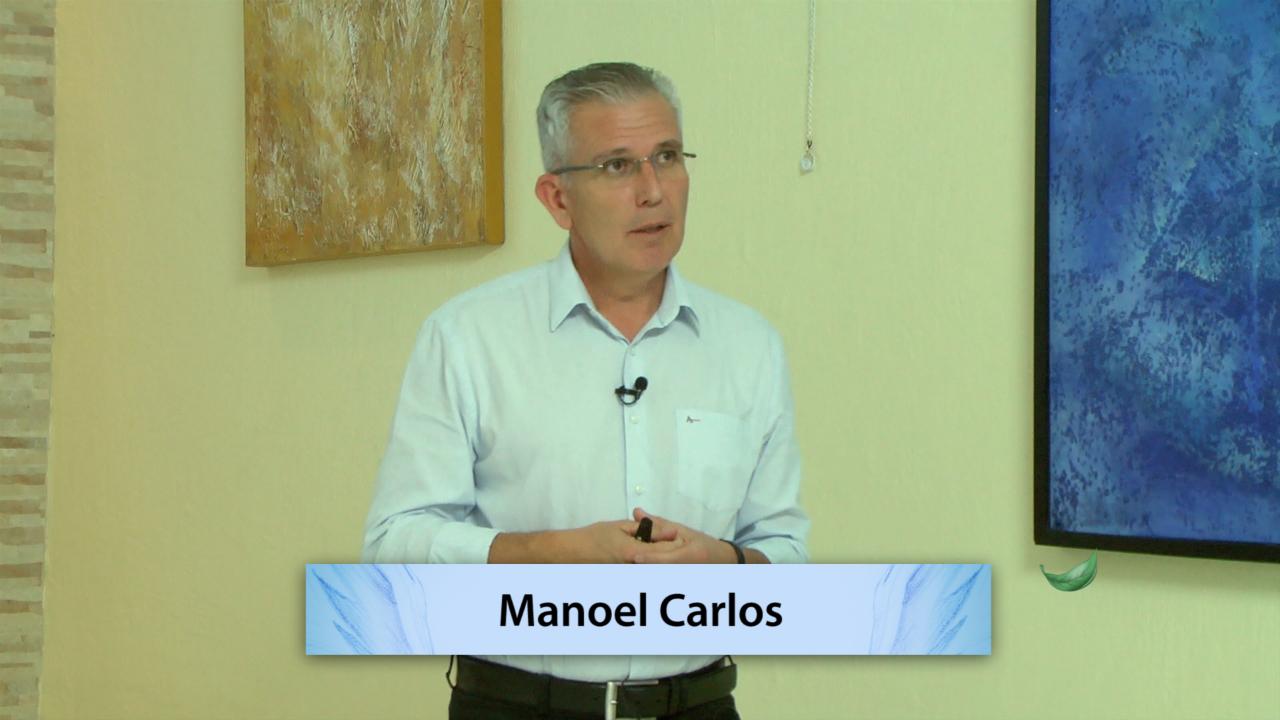 Palestra na Fraternidade 356 - Temor da Morte - Manoel Carlos