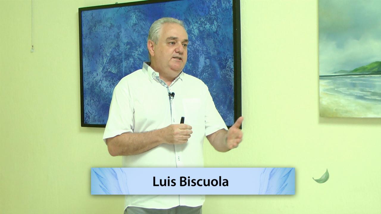 Palestra na Fraternidade 361 - O Bem e o Mal - Luis Biscuola