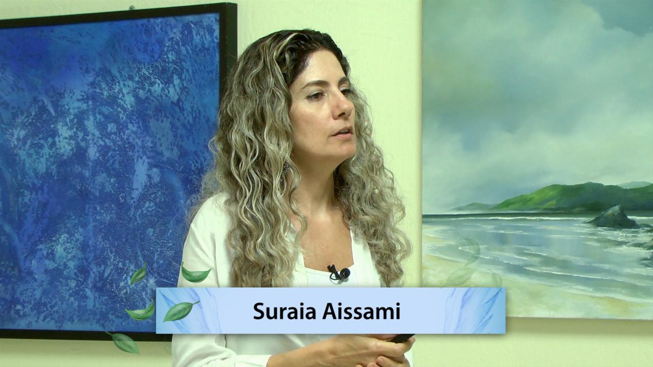 Palestra na Fraternidade 362 - Gratidão - Suraia Aissami