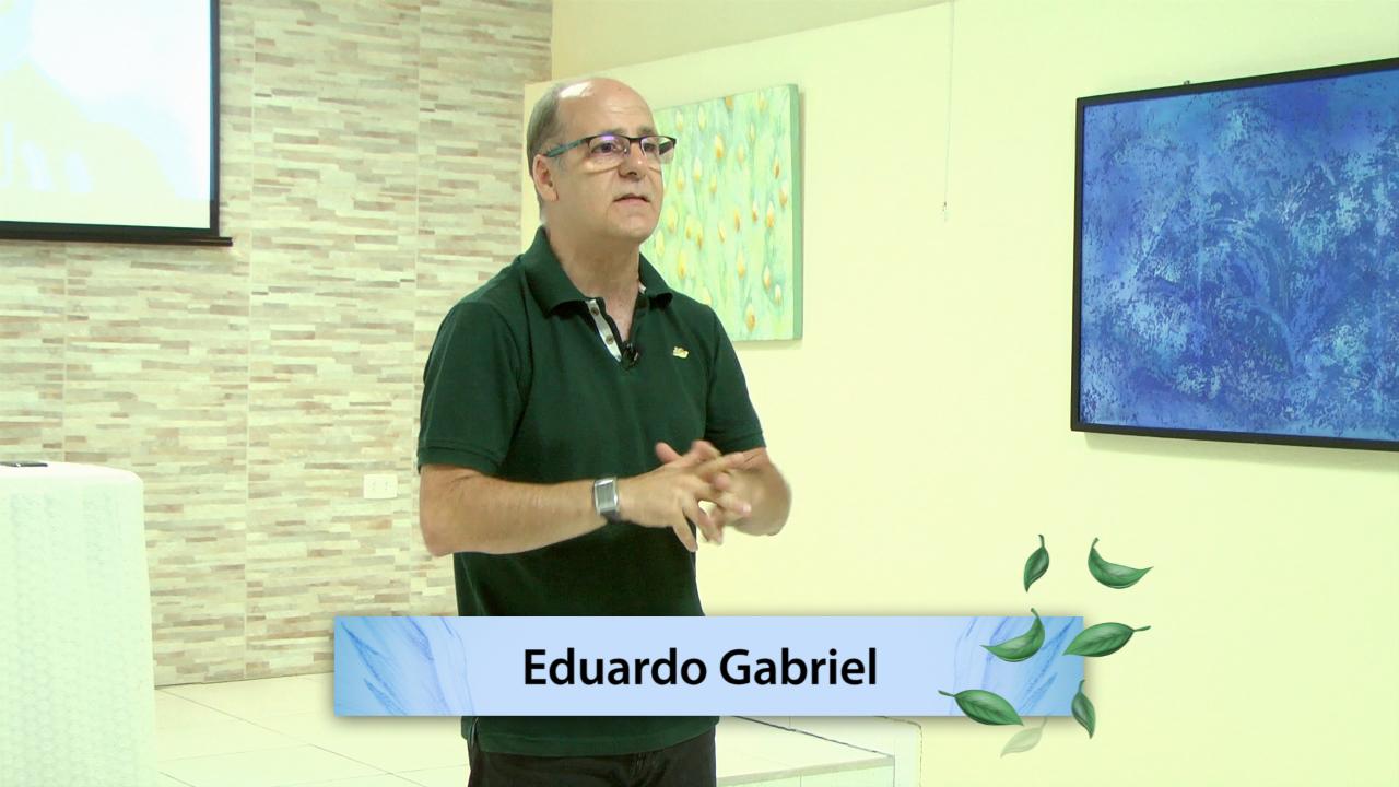 Palestra na Fraternidade 365 - Conhecimento de Si Mesmo - Eduardo Gabriel