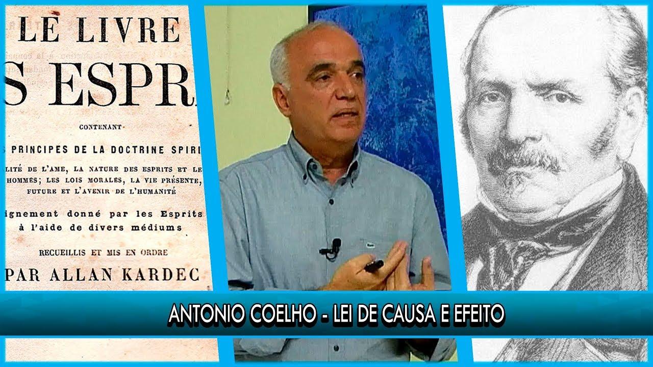 Lei de Causa e Efeito - Antonio Coelho | P20T1