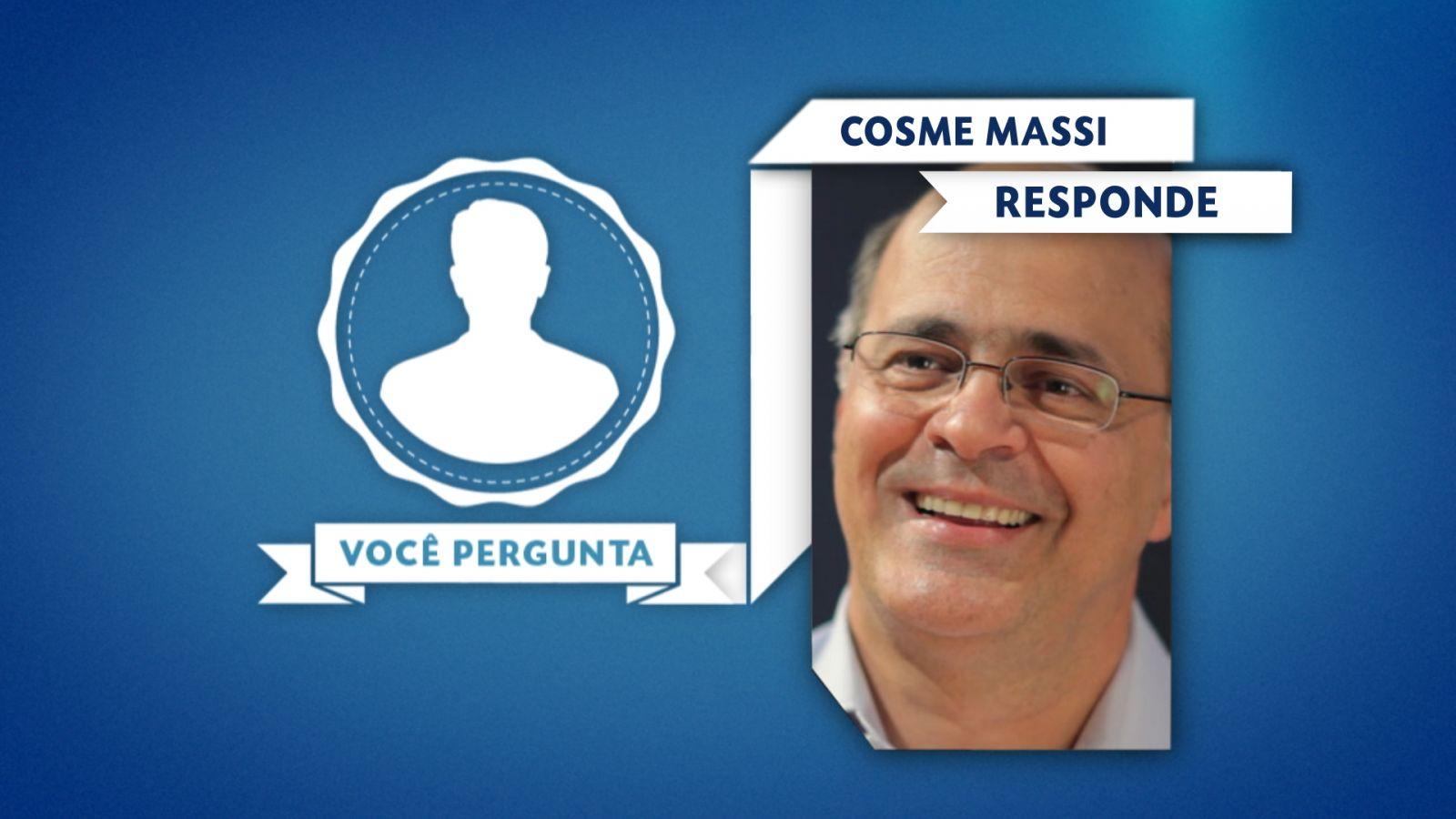 Você pergunta, Cosme Massi responde (088)