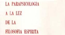 Livros Online Transição - La Parapsicologia a la Luz de la Filosofia Espírita