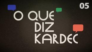 O Que Diz Kardec 005 - Vidência e Clarividência