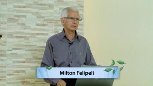 Palestra na Fraternidade 307 - A Terapêutica de Jesus - Milton Felipeli
