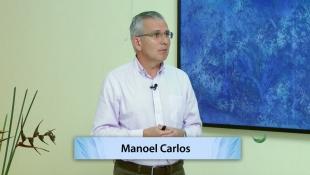 Palestra na Fraternidade 309 - A Parábola dos Trabalhadores da Última Hora - Manoel Carlos