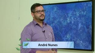 Palestra na Fraternidade 315 - Bem-aventurados os mansos e pacíficos - André Nunes