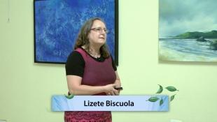 Palestra na Fraternidade 321 - Felicidade - Lizete Biscuola