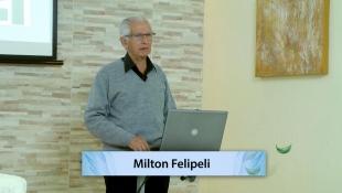 Palestra na Fraternidade 331 - A Última Corda - Milton Felipeli