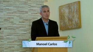 Palestra na Fraternidade 337 - Inteligência Suprema, Causa Primária - Manoel Carlos