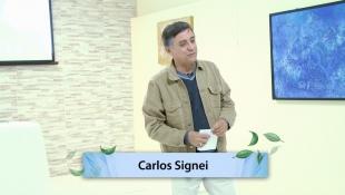 Palestra na Fraternidade 343 - Jesus, Kant e que a sua mão direita não veja o que a esquerda faz - Carlos Signei