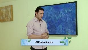 Palestra na Fraternidade 358 - Reflexões sobre a Prece - Allê de Paula