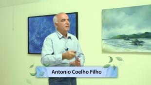 Palestra na Fraternidade 360 - São Chegados os Novos Tempos - Antonio Coelho Filho