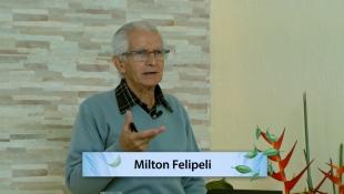 Palestra na Fraternidade 286 - Em Poucas Palavras - Milton Felipeli