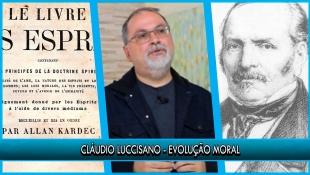 Evolução Moral - Cláudio Luccisano - P12T1