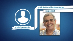 Usted pregunta, Alipio González Hernández responde (041)